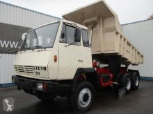 ciężarówka Steyr 1491, Spring suspension