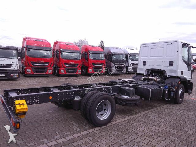 Camión Iveco NEW CAR -Eurocargo ML120E21