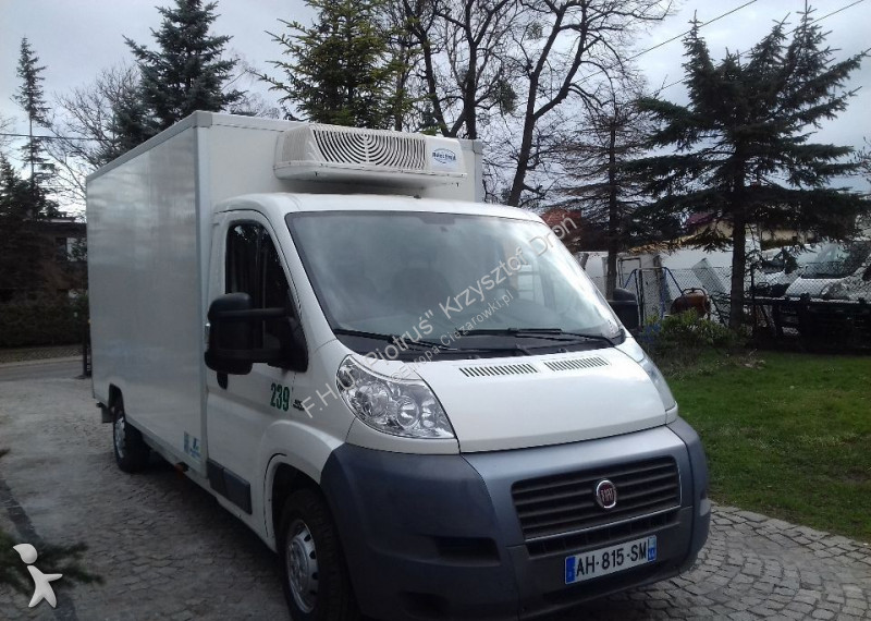 camion fiat frigo ducato 2 3 jtd gazoil occasion n 2487047. Black Bedroom Furniture Sets. Home Design Ideas