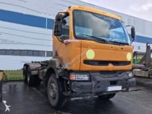 Camión multivolquete Renault CAMION MULTILIFT GANCHO RENAULT 370 6X4 2002