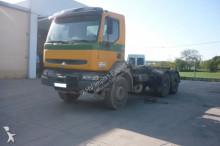 Camión volquete Renault CAMION MULTILIFT GANCHO RENAULT 370 6X4 2004