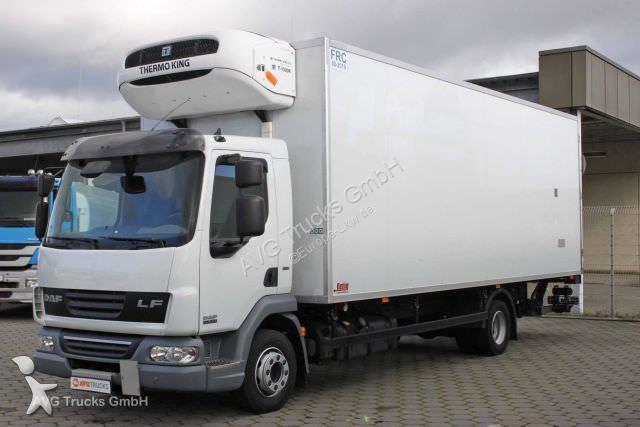 camion daf frigo lf 45 220 e5 eev  7 3m  lbw tiefk u00fchl