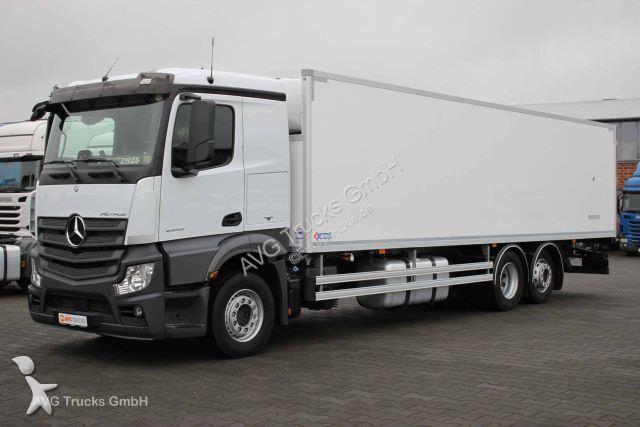 camion mercedes frigo 2545 l 6x2 e6  9 06 m  carrier supra