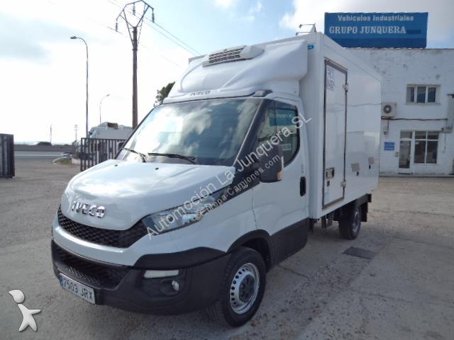 camion iveco frigo daily 35s13 rueda sencilla occasion n 2491426. Black Bedroom Furniture Sets. Home Design Ideas