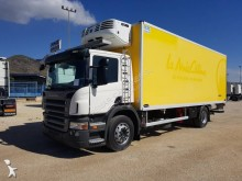 Scania multi temperature refrigerated truck