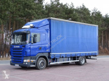 camion obloane laterale suple culisante (plsc) Scania