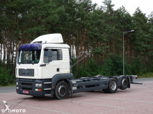 MAN TGA 26.400 LIFTACHSE , LENKACHSE truck