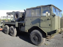 грузовик Berliet TBU 15 CLD