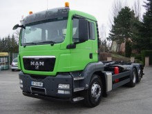 camion MAN TGS 26.360