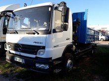 camion benă trilaterala second-hand