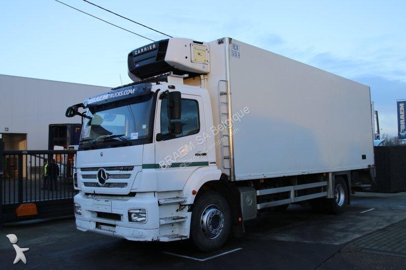 camion frigo 1346 annonces de camion frigo d 39 occasion en vente. Black Bedroom Furniture Sets. Home Design Ideas