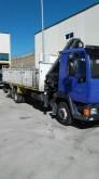 Camión caja abierta transporte de bebidas MAN 11.224