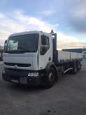 camion platformă transport gaz Renault