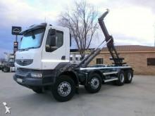 Camión portacontenedores Renault Kerax 410 DXI