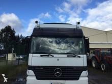 Camión maderero Mercedes Actros 2540 L