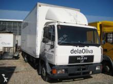 Camión furgón mudanza MAN 10.224 10.224