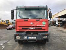 Camión caja abierta Iveco Eurotrakker