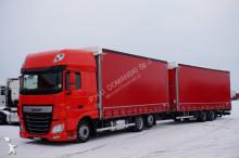 DAF - 106 / 440 / SSC / EURO 6 / ZESTAW PRZESTRZENNY + remorque truck