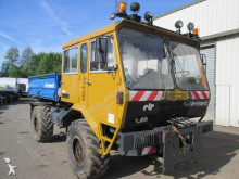 Brimont two-way side tipper truck