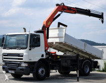 DAF CF 75.310 * Kipper 5,20 m + KRAN truck