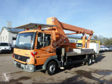 Mercedes Atego 818 WUMAG WT 230 Hubbühne - Arbeitsbühne S truck