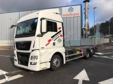 MAN TGX 26.400 truck