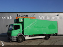 camion Mercedes 1833 L 4x2, Frigoblock FK 25, LBW, Bl/Lu
