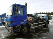 Mercedes skip truck