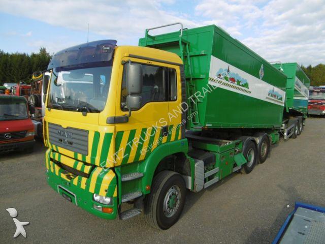 Camion ribaltabili trasporto cereali belgio 1 annunci di for Rimorchi ribaltabili trilaterali usati