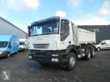 camion Iveco TRAKKER 450 Euro 5 3 seiten kipper