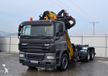 DAF CF 85.360 Abrolkipper + Kran* 6x4*Top Zustand! truck
