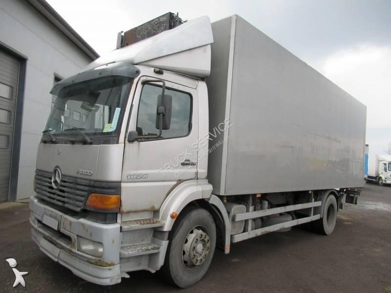 camion mercedes frigo atego 1828 euro 2 occasion n 2530556. Black Bedroom Furniture Sets. Home Design Ideas