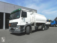 camion Mercedes Actros 2546 L 6x2 Tankwagen A1+A3 Willig Bj. 20