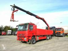 camion Mercedes Actros 2641 L 6x2 Pritsche Heckkran Palfinger, L