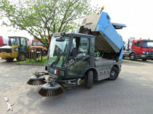 Schmidt vacuum truck