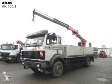 Mercedes dropside truck