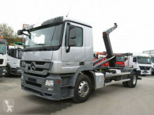 camion Mercedes Actros 1836 K Abrollkipper hydr.Verriegelung