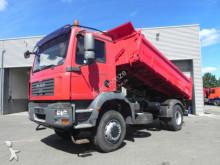 MAN TG-M 18.330 4x4 2-Achs Allradkipper truck