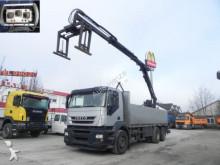 Iveco STRALIS 260 S 42 Pritsche Heckkran truck
