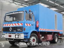 camion Renault G230 Manual 250 KVA generator Telma Big-Axle
