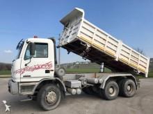 Astra tipper truck