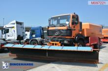 Tweedehands Vrachtwagen Mercedes 4x4 890 Advertenties Vrachtwagens