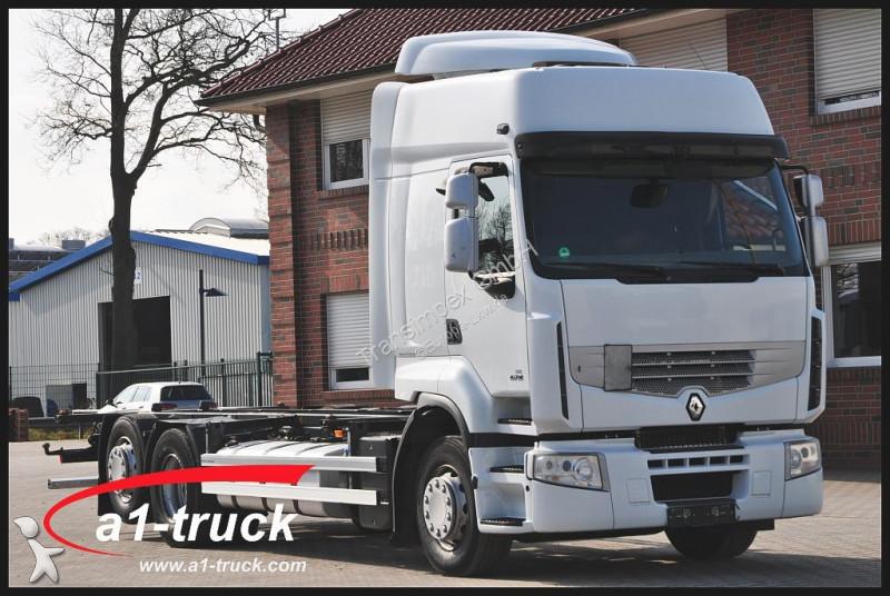 camion renault premium allemagne 6 annonces de premium. Black Bedroom Furniture Sets. Home Design Ideas