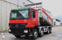three-way side tipper truck used Mercedes Actros 3244 Diesel - Ad n°2536179 - Picture 1