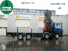 Scania R 420 Fassi 600 60T/M Jib Seilwind FB Euro 4 truck