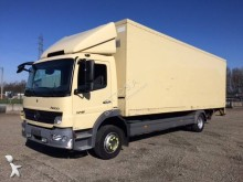 Mercedes multi temperature refrigerated truck