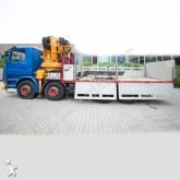 Scania R143 + Effer 80N-3S+ Jib LKW