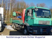 camion MAN 26.350,Palfinger Kran PK 15001,analoger Tacho