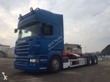 Camión Ampliroll Scania R620