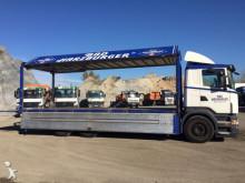 Camión caja abierta Scania R420